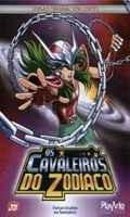 Dvd Os Cavaleiros Do Zodiaco 04 Fase Santuario Original