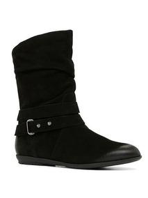 Botas Negras Marca Aldo Modelo Amela Calf Leather Talla 4