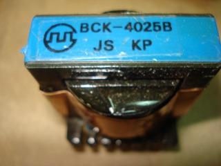Bck-2025b Transformador De Tv