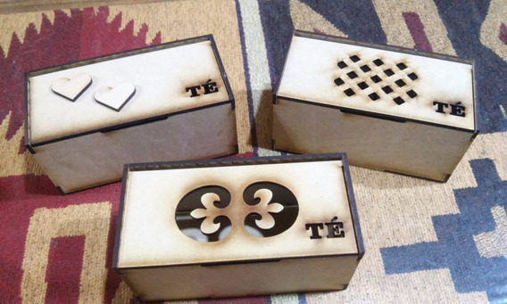 30 Cajas Te Fibrofacil Mdf Todas Medidas