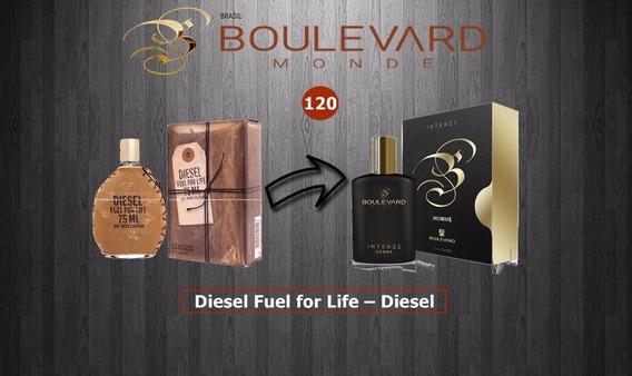 Perfume Diesel Fuel For Life Diesel Boulevard Monde® N°120