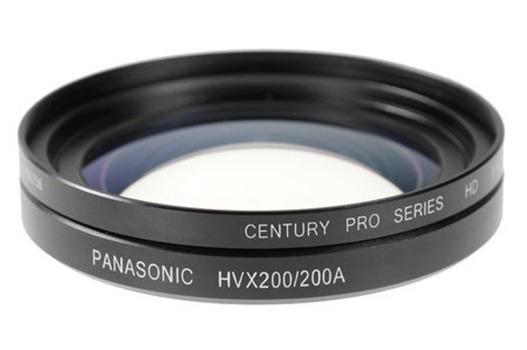 Lente Adaptadora Schneider Precisão De 0.6x Para Panasonic Hvx200 Schneider