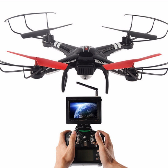 Drone Wltoys Q222-g Com Camera E Tela Fpv 5,8ghz Veja Online