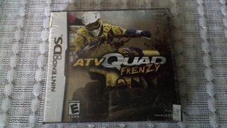 Atv Quad Frenzy Nds Nintendo Ds Nuevo Y Sellado Otakuworld