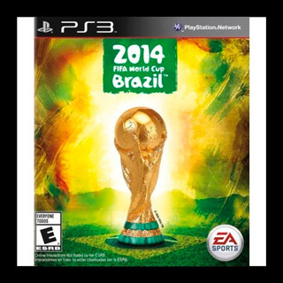 Fifa 14 World Cup Brazil 2014 Ps3