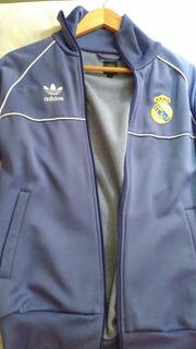 Jaqueta Real Madrid Roxa Tamanho P