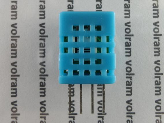 Sensor Umidade E Temperatura - Arduino Dth11 Dth-11