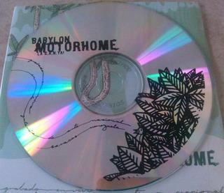 Cd Original Colectivo Venezolanobabylon Motorhome Live