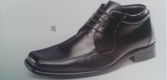 Zapatos Para Caballero Hechos Con Piel De Borrego