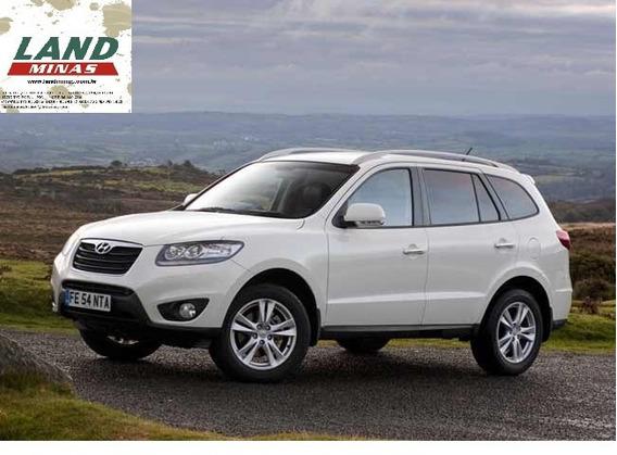 Sucata Hyundai Santa Fé Para Retirada De Peças