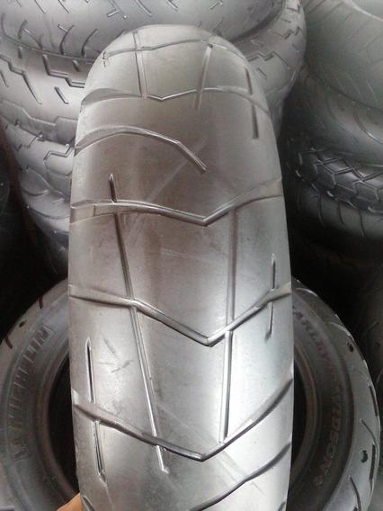 Pneu Traseiro 150/70/17 Pirelli Scorpion Trail Usado Bom