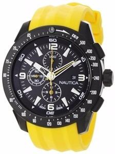 Relógio Nautica N18599g Só A Pulseira Nova P. Entrega