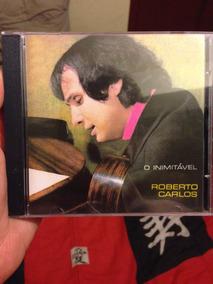 Cd O Inimitável Roberto Carlos