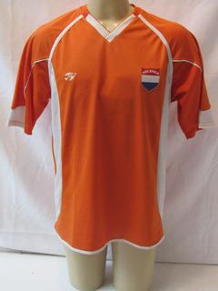 Camisa De Futebol Modelo Tocida Da Holanda #9 - Topper