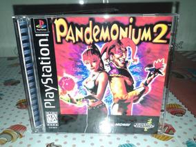 Pandemonium 2 - Patch Ps1 - Completo