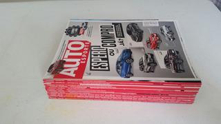 Revista Auto Esporte Ano 2016