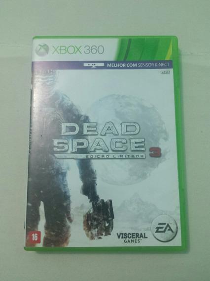 Dead Space 3 ( Jogo Original Xbox360 Mídia Fisica )