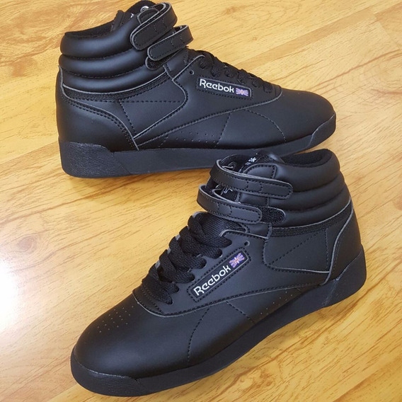 Zapatillas Tenis Reebok Bota Mujer Original