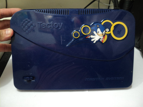 Video Game Tectoy Master System Antigo