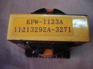 Kpw-1123a Transformador De Tv
