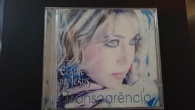 Cd Elaine De Jesus - Transparência Tiragem Aa00050000