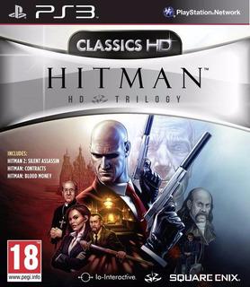 Hitman Trilogy Entrega En El Dia * Alkiplay *