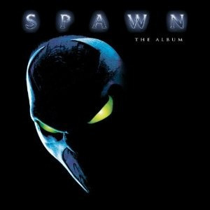 Spawn The Album Cd Metallica Marilyn Manson Korn Moby Goldie