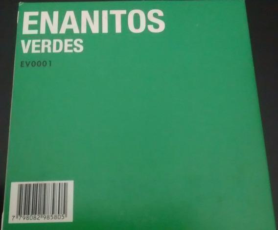 Cd Enanitos Verdes - Simple Pop Art