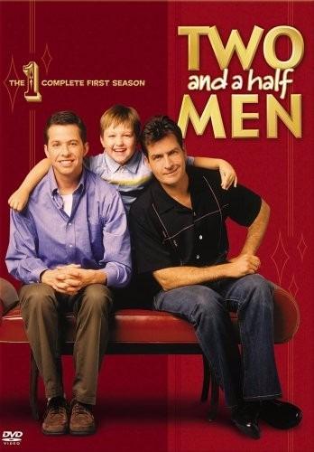 Two And A Half Men Varias Temporadas En Dvd