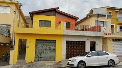 Casa Terrea, 3 Dormitórios, 1 Vaga, Prox Ao Metrô V. Matilde