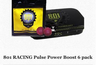 Catalizador Sistema De Potencia 801 Raicing