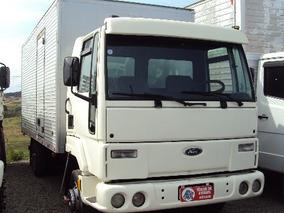 Ford Cargo 815 Ano 2002 Baú R$55.000,00