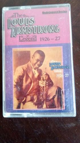 Cassette De Louis Armstrong - The Legend (299