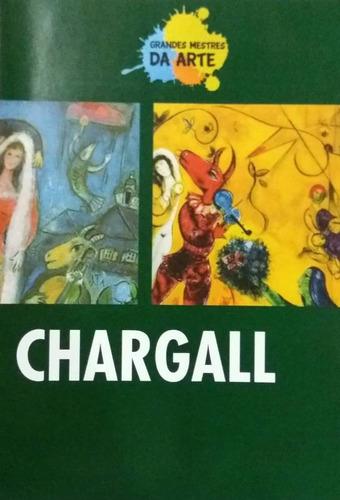 Dvd Chagall - Grandes Mestres Da Arte - Original
