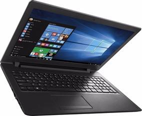 Lenovo Ideapad 100-15ibr Celeron N30604gb/500gb/dvd Windows
