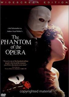 Dvd The Phantom Of The Opera / El Fantasma De La Opera 2004
