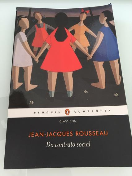 Jean Jacques Rousseau Do Contrato Social