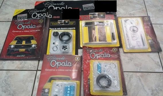Coleção Chevrolet Opala Ss Editora Salvat (04 A 15)