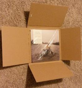 Embalagem Caixa De Papelão Para Discos Vinil - 10