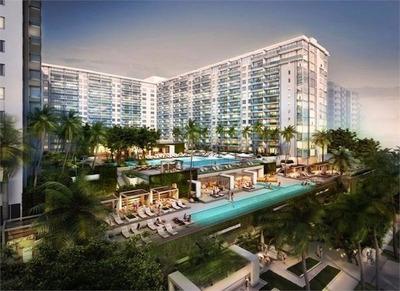 Departamento Miami Beach Zona South Beach - 1 Dormitorio/mas
