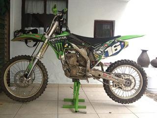 Banco Para Motocross