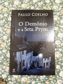 Livro O Demônio E A Srta. Prym - Paulo Coelho - 3 Livros 25