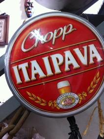 Luminoso 110 Volts Da Coca-cola - Itaipava-brahma- Preço Uni