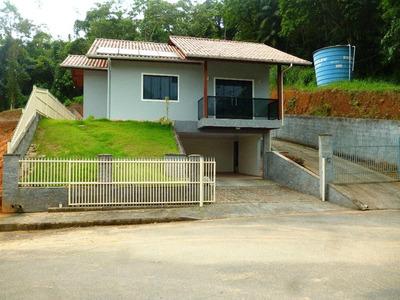 Casa Residencial À Venda, Ribeirão Areia, Pomerode. - Codigo: Ca0561 - Ca0561