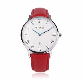 Relógio De Luxo Quartzo 40mm. (frete Grátis)...