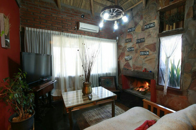 Cabaña Para Turistas Alquiler Por Dia. Casa De Campo.