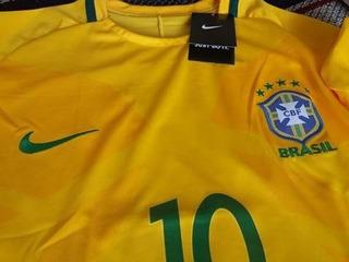 Camisa Da Seleção Do Brasil E Outras.