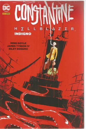 Hellblazer Constantine Indigno Panini Bonellihq Cx153 K19