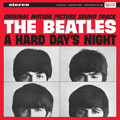Cd : The Beatles - Hard Day