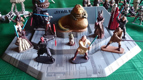 Coleccion De Plomo Star Wars
